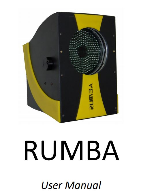 RUMBA Hair orientation alignment user manual polarization