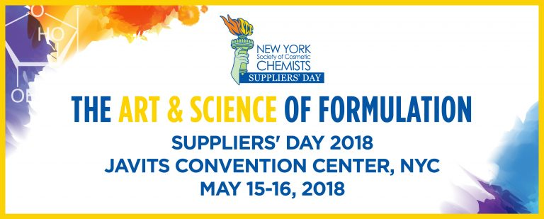 NYSCC Suppliers Day New York 2018 Hair care testing systems