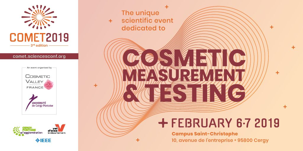 Comet 2019 : Cosmetic Measurement & Testing Conference